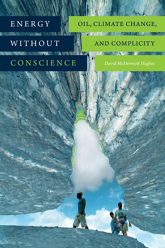 Hughes Energy without Conscience book cover